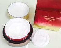 Wholesale 2016 New arrival Red Pomegranate Nutritious Night Vita Mineral Nourishing Creme Mask ml Night Cream