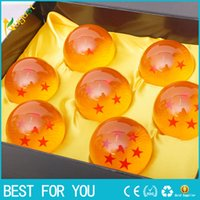 best animations - Animation DragonBall cm Stars Crystal Ball New In Box Dragon Ball Complete Set Toys set Best Gift For Children DHL