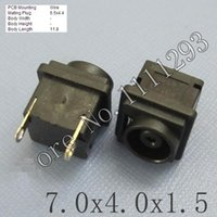 Wholesale 10pcs DC Power Jack for Sony Vaio PCG FR PCG GRT PCG K PCG A PCG CS VGN CS13H R B W VGN FJ BX A AR pins degrees