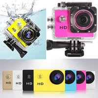 Wholesale YAOMENG Cheapest Sport Camera P HD Action Camera SJ4000 style M waterproof inch LCD MP Car DVD recorder