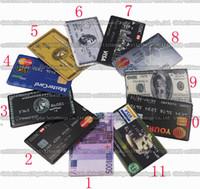 bank card usb drive - DHL shipping GB GB GB GB GB GB Custom LOGO bank cards USB flash drive pendrive memory stick USB External storage disk