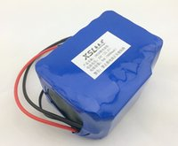 battery powered moped - Xinshengli AH s4p V Lithium battery electric bicycle moped V Lithium Ion Power Battery Charger