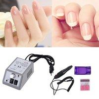 Wholesale Hot Selling Manicure Pedicure Acrylics Gel Polish Electric Drill Nail Set Kit W V