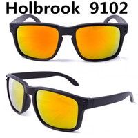 Wholesale 13 Colors New Brand Designer Women Mens Unisex Sunglasses Vintage HOLBROOK VR Eyewear UV400 Sport Cycling Sunglasses GSA001