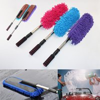 Wholesale Household cleaning tools scalable rag mop microfiber car dust brush cleaning dust duster dusting car wash car care