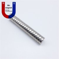 Wholesale 50pcs mm x mm Super strong magnet D12 mm D12x4mm magnets x4 permanent magnet x4mm rare earth mmx4mm magnet