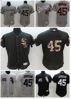 Wholesale 2016 Flexbase Baseball Jerseys Chicago White Sox JORDAN White Green grey Jersey Stitched Embroidery Baseball Jerseys