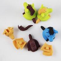 Wholesale New Arrival Eco friendly Horse Design Eraser Rubber for Children Correction Supplies