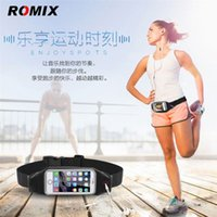 Wholesale For iPhone inch Inch Practical Design Sports Pocket Transparent Sensitive Touch Outdoor Waist Bags For Iphone s plus