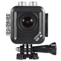 action pc sports - Original SJCAM M10 Cube Mini DV Digital Video Full HD P MP Diving M Helmet Car DVR Outdoor PC Action Sports Camera DHL D3017