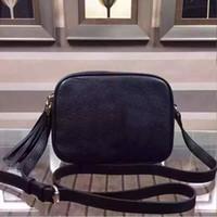 Wholesale Chains Tassel Genuine Leather Desinger Women Handbag Famous Brand Luxury G Classic Mini Bag Shoulder Bag Gold Hardware sacos de marca G217