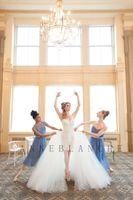Wholesale 2016 Spring Summer Long White Tulle Tutu Skirts For Wedding Adult Women Vintage Summer Adult Women Princess Lady Floor Length Skirts