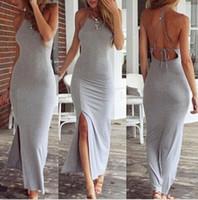good evening - Sexy women summer bohemian long maxi dress evening party dress beach casual clothing Brand New Good Quality