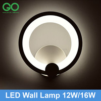 Wholesale LED Wall Lights W W Living Room Bedroom Ceiling Lamps LED Indoor Wall Lamp Modern Home Lighting Wall Mounted LED Wall Light