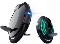 Wholesale iscooter bluetooth hoverboard one wheel balance board gyroscooter inmotion v8 inch w km koowheel with dragbar