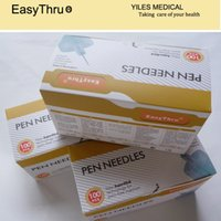 Cheap Insulin Pen Needle 32G x4mm diabetes insulina injection home medical diabetes medications free shipping