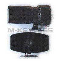 auto pa - AUTO WARNING ALARM SIREN HORN V SOUND PA SPEAKER SYSTEM AMPLIFIER MIC water speaker boombox