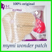 Wholesale 2016 Hot Wonder patch pack MYMI Wonder Slim patch slimming belly Patches Gel Abdomen patch Loss Weight Products Waist Slim Patches