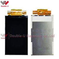 atom display - 5pcs For Explay Atom LCD Display Replacement Touch Screen Glass Digitizer High Quality