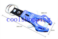 Wholesale Outdoor Sports Durable Large Size Tiger Buckle Climb Hook Carabiner Clip Lock Keychain Keyring