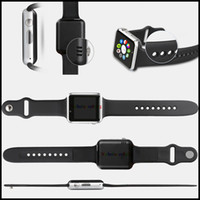 band calling cards - A1 Bluetooth Smartwatch Phone Support SIM TF Card Smart Watches With Silicone Strap Band Smartphone VS U8 DZ09 GT08 Apple Watch Fitbit Watch