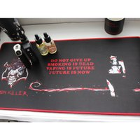 Wholesale Hot Demon killer vape mats for DIY customers vaporizer special e cig accessories DIY tools best work space