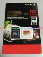 Cheap Extreme 128 64 32 16GB Class10 Pro PLUS Micro SD TF Card MicroSDXC UHS-1 HD Video SD Memory Card for MP4 Android Mobile Phones 90MB s 1pcs