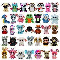 alpaca beanies - Beanie Boos for Free Plush Stuffed Toys Teddy Bears Small Plush Stuffed Animal Sheep Toy llama alpaca Christmas Gift A67