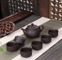 bags of sand - Authentic undressed ore yixing purple sand tea set ceramic kung fu tea set all hand are recommended on sale of a complete set of mail bag
