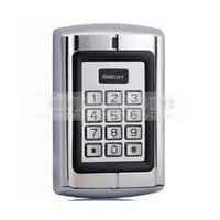 Wholesale Door Access Control RFID ID Card Reader Metal Case Security Free Keyfobs For House Office
