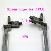 laptop hinge - brand new LCD hinge for HP Compaq Presario nx7300 nx7400 laptop screen hinges