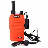 best transceivers - Best Price Mini Walkie Talkie UHF400 MHz Channels W Portable Transceiver Two Way Radio A7185