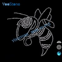 bee decorating - Good Price High Quality Iron On Transfer Designs Bee Rhinestone Motif For Decorate Garments