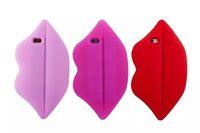 apple lip - Sexy D Lip Soft Silicone Back Cover Case Rubber Case for Apple iPhone s s Plus s Plus Case Phone Cover Coque Capa Funda