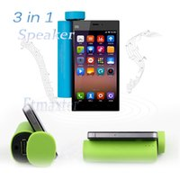 bank floor - 3 in Bluetooth Mini Speaker With Power Bank High Quality Stereo Outdoor Subwoofer For Computer Mobile phone