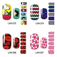 art printing services - Superior quality Hot Cartoon Starry sky Nail Art Stickers Rich Styles Super sexy Cute Leopard print Provide customized service