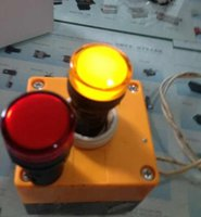 ad panels - New Hot Sale LED Pilot Panel Indicator Signal Warning Light Lamp AC DC AD