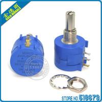 Wholesale 5pcs S L S ohm Variable Resistor Potentiometer Precision Potentiometer