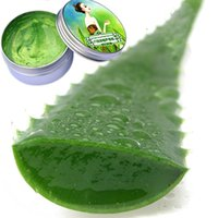 Wholesale Face care cream aloe vera moisturizing skin peeling cream lotion for girl and women g