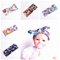 big hea - New Baby Girls Headbands Europe Style flower big wide bowknot hair band headwear colors Children Heart pattern Hair Accessories Kids Hea