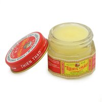 Wholesale Vietnam THIEN THAO Balm Oil Ointment g Sciatica Rheumatism Muscle Aches Headache Stomachache Sniffles Insects Bites Sprains