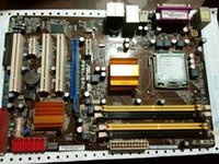 amd quad motherboard - original motherboard for ASUS P5QL EPU energy saving full featured motherboard DDR2 support dual core E Q based Quad