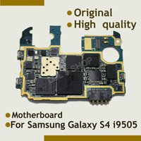 Wholesale For samsung galaxy s4 i9505 motherboard mainborad with full chips logic board Original