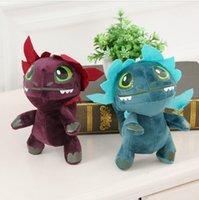 baby dragon games - 18cm Draogon Plush Toy Dragon Toothless Toys Plush Dolls Toys for Baby Boys Girls Kids Children