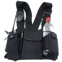 Wholesale 3in1 Multi functional Military Two way radio walkie talkie Bag Super Strong Nylon Bag