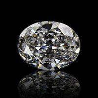 Wholesale White Diamond Colorless Oval Cut Ct GIA Certified F VS1 Loose Natural