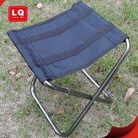 aluminium garden chairs - Portable Folding Fishing Chairs Aluminium Alloy Outdoor Camping Hiking Picnic Garden Chair BBQ CampStool Folding Seat H150162C
