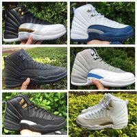 Cheap Original Children Kids Wholesale Retro 12 Basketball Shoes Men Cheap XII Boots High Quality For Sale Sneakers 2016 New Online Sport Shoes