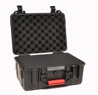 Wholesale Tool case box Impact resistant sealed waterproof safe empty case x230x142MM security tool equipmenst encosure box tool case