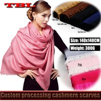 autumn cashmere scarves - 2016 autumn and winter European and American design classic fashion scarves and shawls for women cream colored scarves